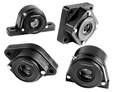 motion control radial bearings