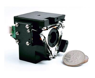 motion control - miniature linear focus actuator
