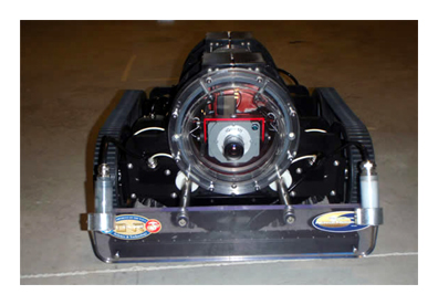 motion control - hull cleaning robot