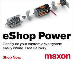 motion control - maxon motors